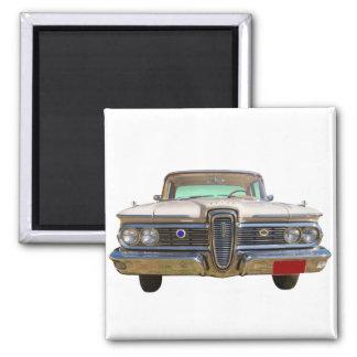1959 Edsel Ford Ranger Antique Car Refrigerator Magnet