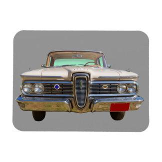 1959 Edsel Ford Ranger Antique Car Vinyl Magnet