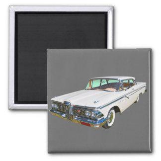 1959 Edsel Ranger Classic Car Fridge Magnet