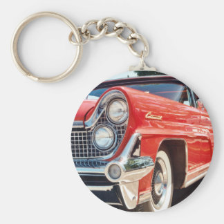 1959 Lincoln Continental Convertible Keychain