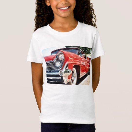 1959 Lincoln Continental Convertible Kids T-shirt