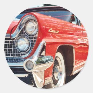 1959 Lincoln Continental Convertible Sticker