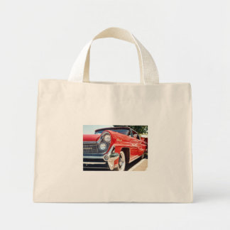 1959 Lincoln Continental Convertible Tote Bag