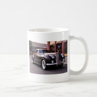 1959 obra clásica Rolls Royce Tazas De Café