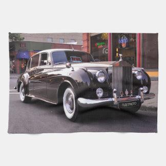 1959 obra clásica Rolls Royce Toallas