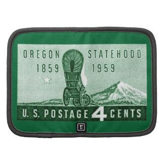 1959 Oregon Statehood Folio Planners