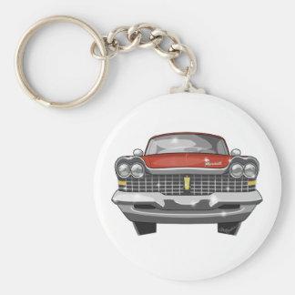 1959 Plymouth Fury Keychain