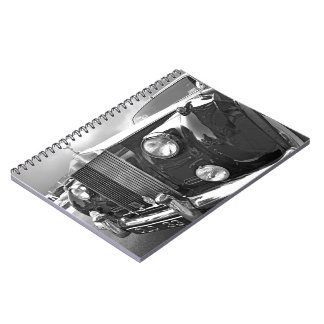 1959' ROLLS ROYCE SPIRAL NOTEBOOK