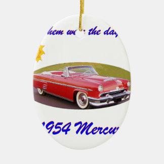 195 4Mercury Ceramic Ornament