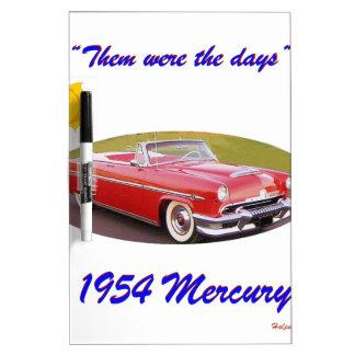 195 4Mercury Dry-Erase Board