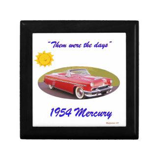 195 4Mercury Keepsake Box