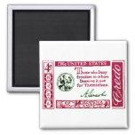 1960 Abraham Lincoln American Credo Magnets