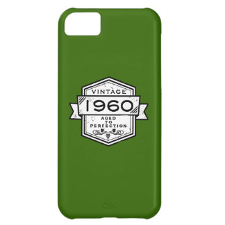 1960 Aged To Perfection Case For iPhone 5C