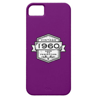 1960 Aged To Perfection iPhone 5 Cases