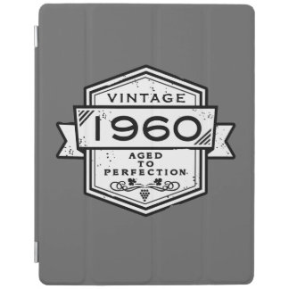 1960 Aged To Perfection iPad Cover