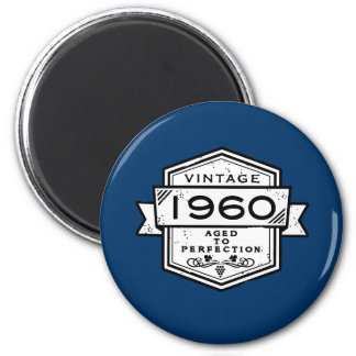 1960 Aged To Perfection Magnet
