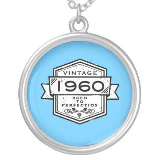 1960 Aged To Perfection Pendants