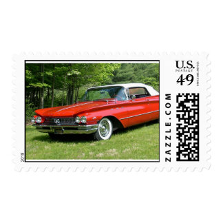 1960 Buick LeSabre Convertible Postage