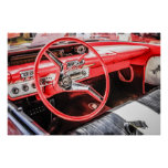 1960 Buick Se Sabre Interior Posters