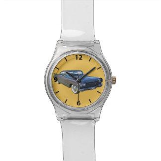 1960 Cadillac Antique Luxury Car Wrist Watch