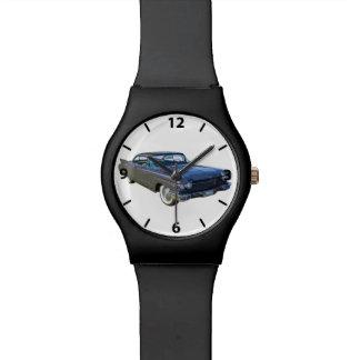 1960 Cadillac Classic Luxury Car Wrist Watch