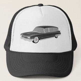 1960 Cadillac Hearse Trucker Hat