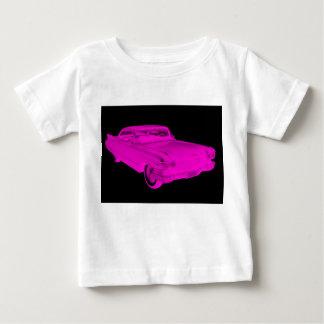 1960 Cadillac Luxury Car Pink and Black Pop Art Shirts