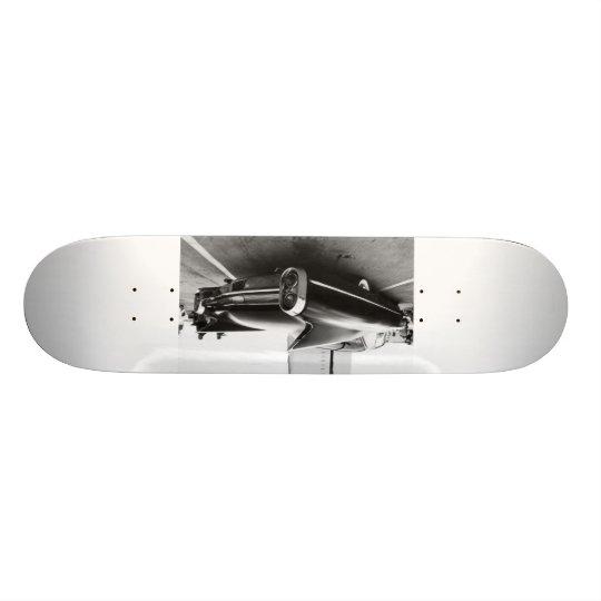 1960 Cadillac Skateboard