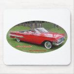 1960_Chevrolet_Impala Mousepads