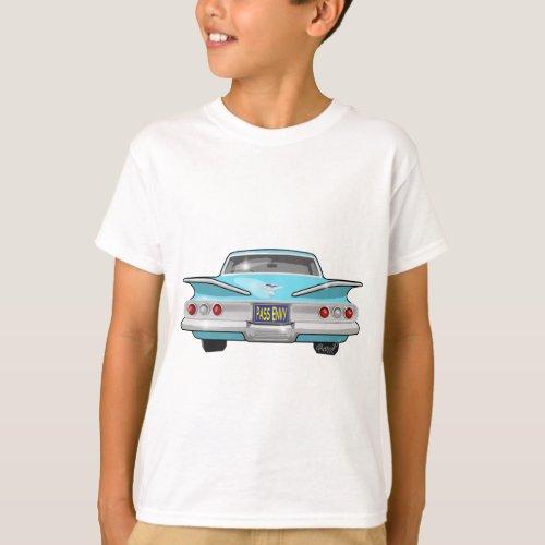 1960 Chevrolet Impala T_Shirt