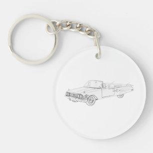 chevy impala keychains lanyards zazzle 76 Impala Sedan 1960 chevy impala keychain