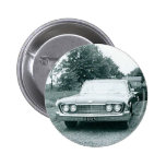1960 Ford Pinback Button