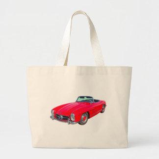 1960 Mercedes Benz 300 SL Convertible Tote Bag