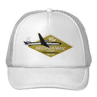 1960 Mohawk Airlines II Trucker Hat