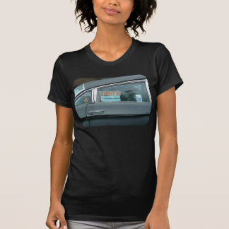 1960 Oldsmobile Dynamic 88 side view for sale sign T Shirt