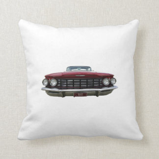 1960 Oldsmobile Front and Back Pillow! Throw Pillow