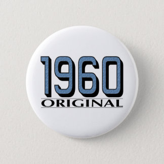 1960 Original Pinback Button
