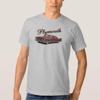 1960 Plymouth Fury t-shirt