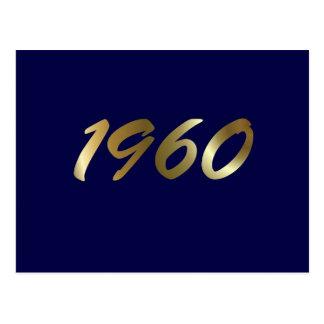 1960 POSTCARD