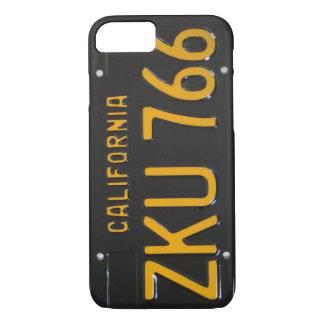 1960's CA License Plate iPhone 7 case