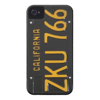 1960's CA License Plate iPhone Case