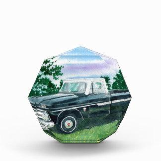 1960's Chevrolet Truck Acrylic Award