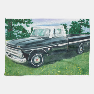 1960's Chevrolet Truck Kitchen Towels