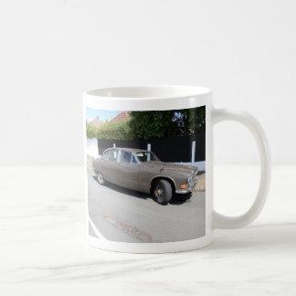 1960s Daimler Sovereign Coffee Mug