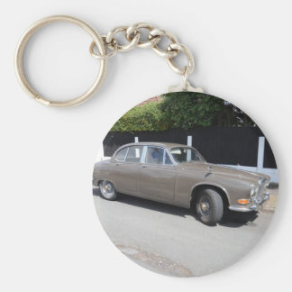 1960s Daimler Sovereign Keychain