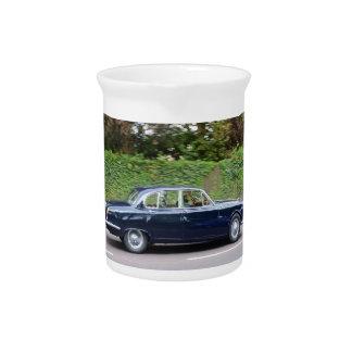 1960s Jaguar S Type Beverage Pitcher