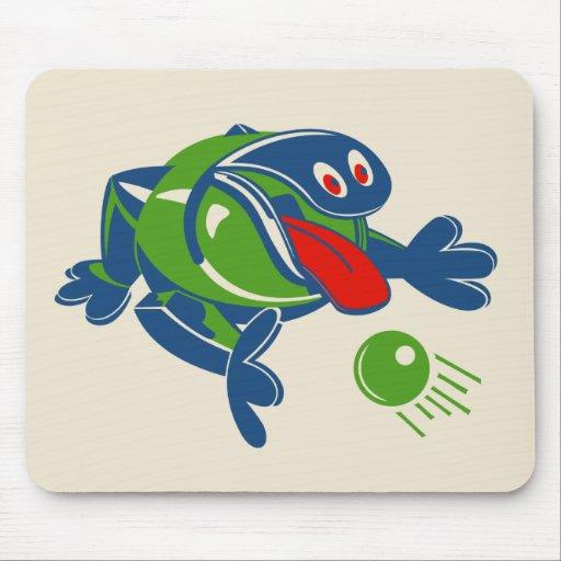 1960's -  Odd Ogg Mousepad