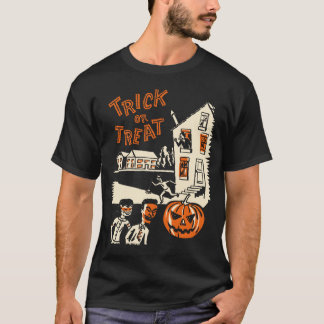 1960's Trick Or Treat T-Shirt