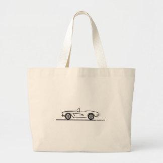 1961 1962 Chevrolet Corvette Bag