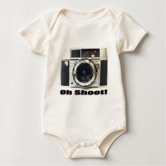 1961 Agfa Optima Oh Shoot.jpg Baby Bodysuit